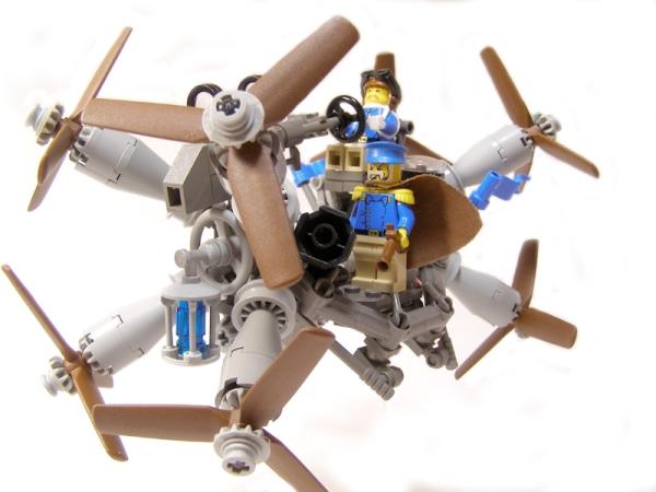 Подборка Lego-конструкций. Часть вторая. (Фото 7)