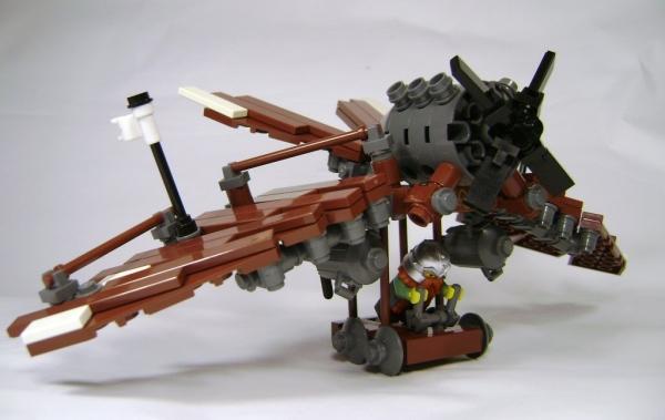 Подборка Lego-конструкций. Часть первая. (Фото 7)