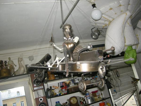 Наша мастерская(просто несколько забавных фото) (Фото 7)