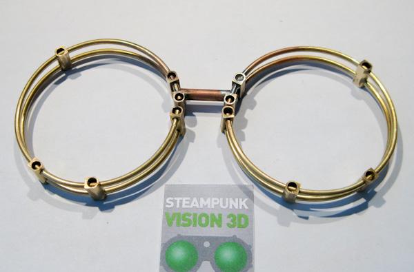 """Очки для конкурса """"STEAMPUNK-VISION 3D"""" часть 2 (обновлено 13.05.2010) (Фото 15)"""
