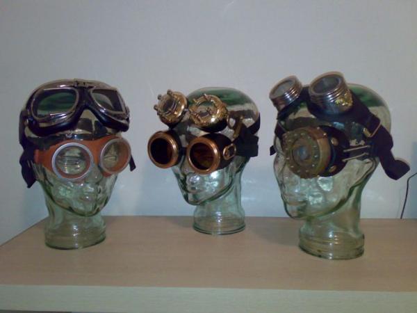 Goggles!!!! Такие разные. (Фото 2)