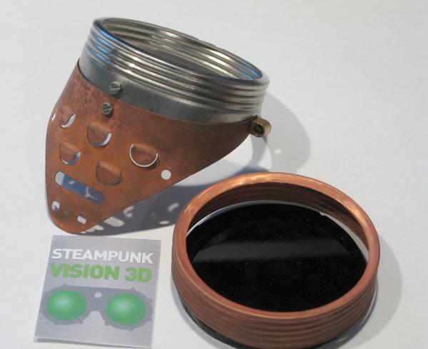 """Очки для конкурса """"STEAMPUNK-VISION 3D"""" часть 2 (обновлено 13.05.2010) (Фото 4)"""