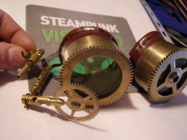 """STEAMPUNK - VISION 3D"" от NVIDIA"" (Фото 15)"