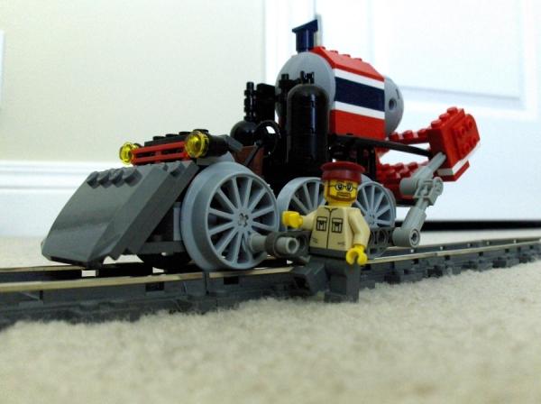 Подборка Lego-конструкций. Часть вторая. (Фото 14)
