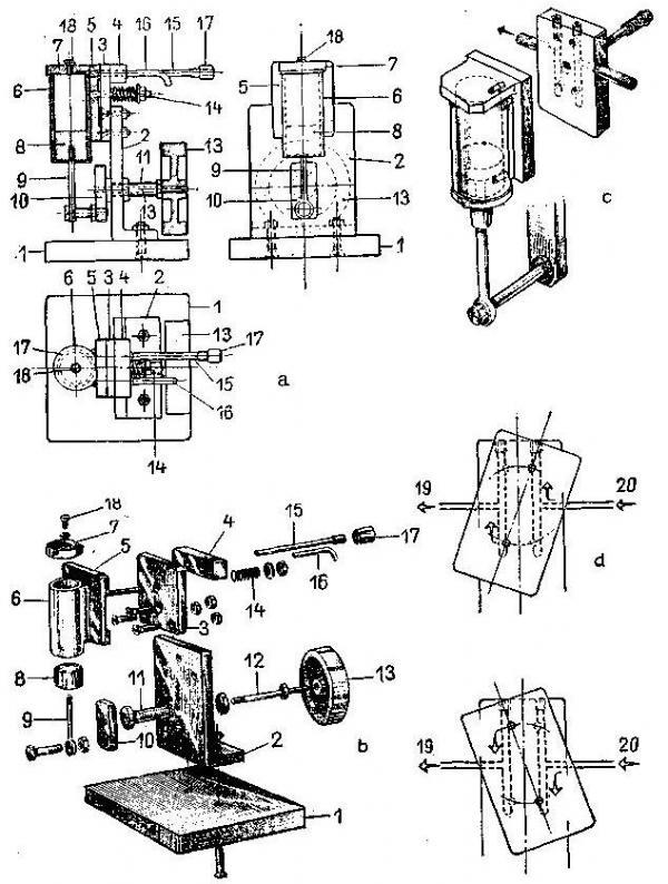 Паровой двигатель с качающимся цилиндром своими руками 89
