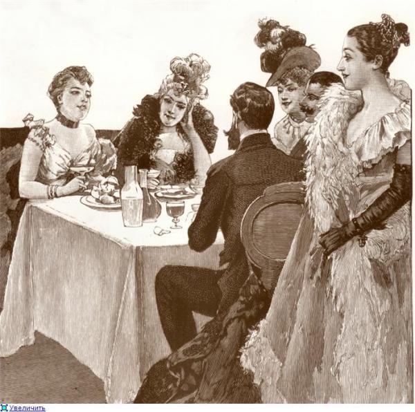 Иллюстрации из викторианских журналов (Фото 4)