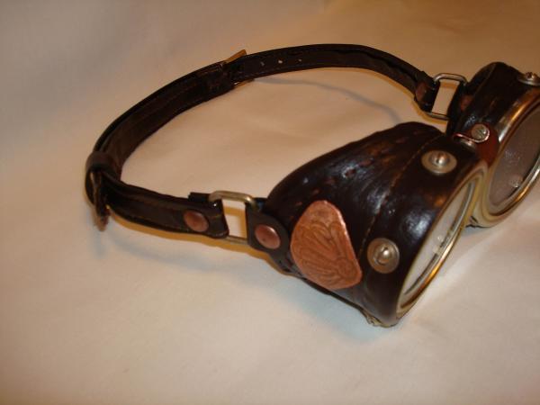 Эксклюзивно для Steampunker: Аукцион - лот Очки (Steampunk Goggles) от Perpetuum Mobile. (Фото 4)
