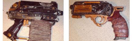 Стим-револьверы (коллекция)