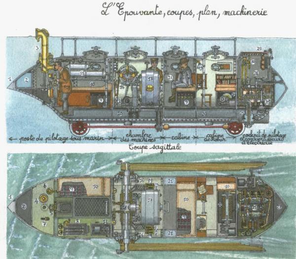 Концепт от Jean Pierre Bouvet