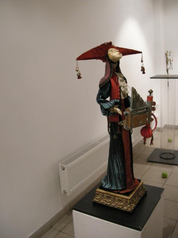 """Выставка Авторской Куклы в центре современного искусства """"М Арс"""" (Москва) (Фото 14)"""