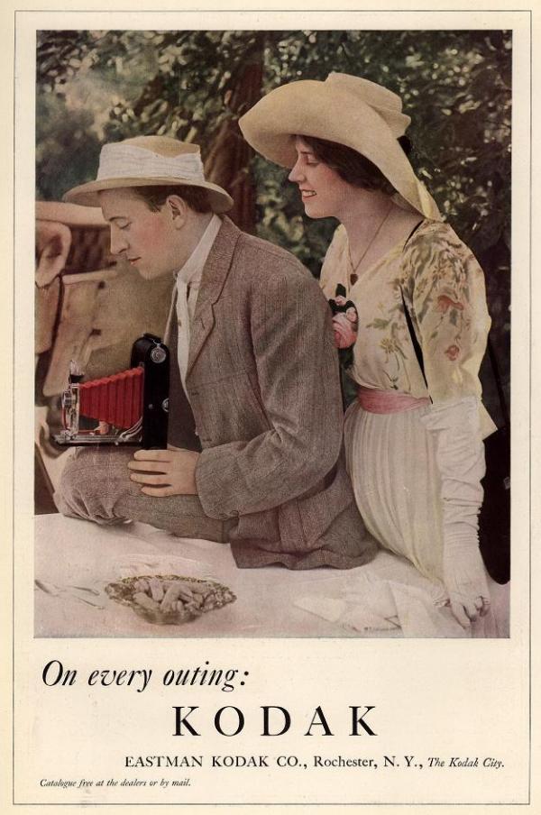 Реклама Kodak (Фото 3)