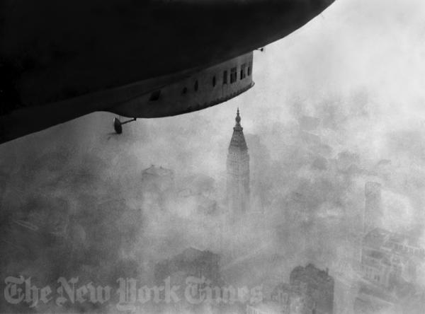 фото Нью-Йорка начала 20го века (Фото 26)