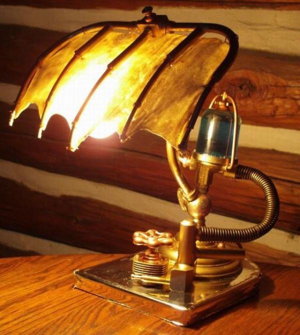 """""""Свет стиля"""". Лампы, и не только. (Фото 43)"""