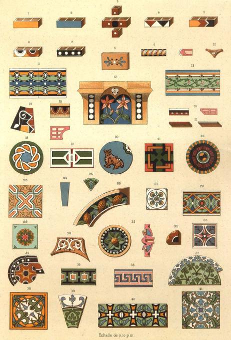 Details of Victorian Architecture. Викторианская архитектура в проектах. (Фото 6)