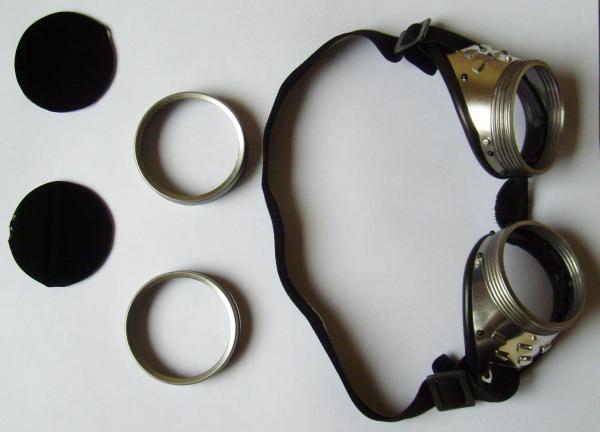 Защитные очки сварщика - goggles