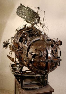 Cкульптура Андрея Северинко (Фото 3)