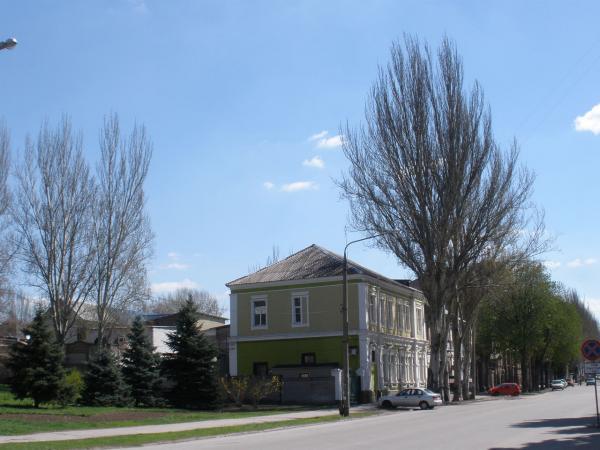Весенний старый город (Фото 14)