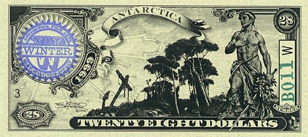 Викторианские Доллары Антарктики (Фото 7)