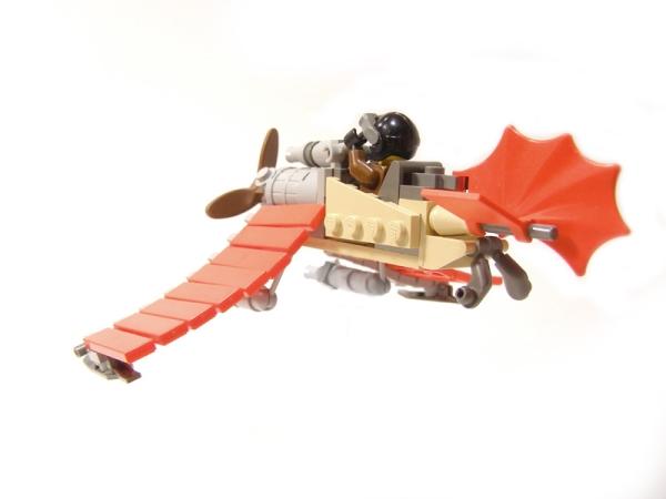 Подборка Lego-конструкций. Часть вторая. (Фото 18)