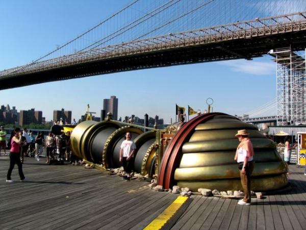 Телемост Лондон-Нью Йорк (Фото 11)