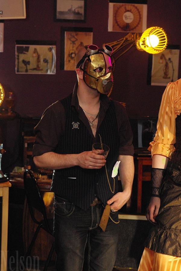 Steampunk Party 15 мая, Полный фотоотчет, часть вторая. (Фото 37)