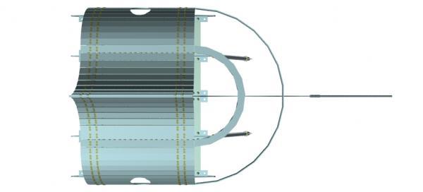Летучий корабль 2 (3D-модель шаг за шагом) (Фото 27)