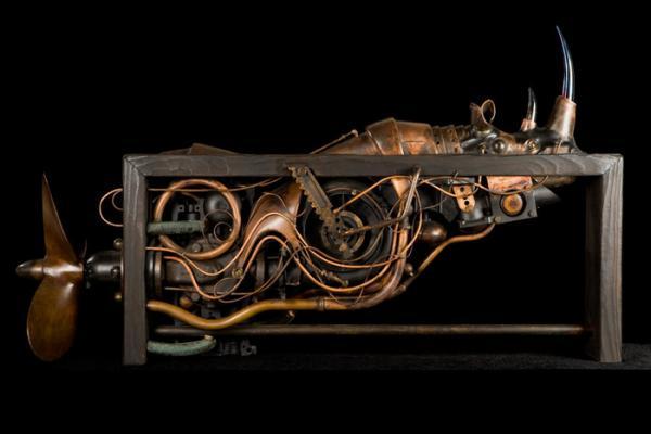 Удивительные гибриды Пьера Маттера (Фото 20)