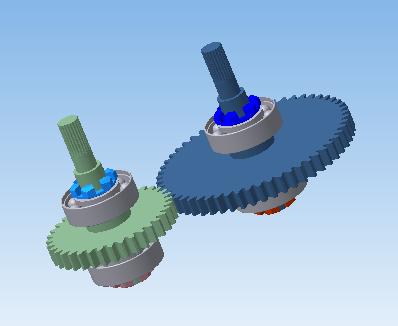 3D - сердце с шестернями (Фото 2)