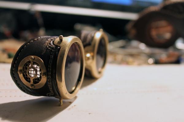 """Steam eyes"" для конкурса «STEAMPUNK-VISION 3D» - Вторая часть (Фото 93)"