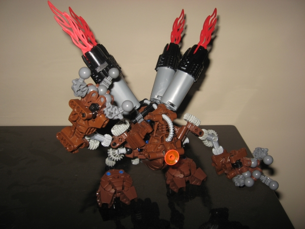 Подборка Lego-конструкций. Часть вторая. (Фото 21)