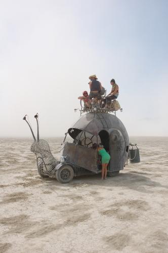 Jon Sarriugarte и его Volkswagen Snail (Фото 2)