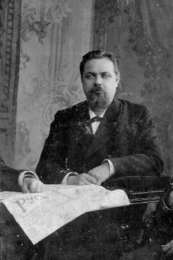 Литвинов Николай Павлович, владелец типографии в г. Новониколаевске, издатель и редактор первой новониколаевской газеты Народная летопись.