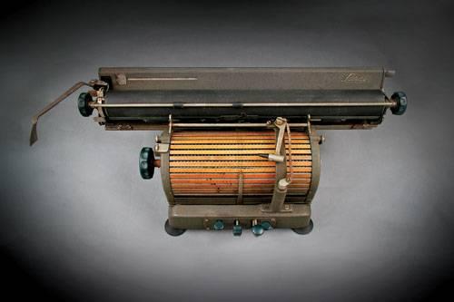 История печатных машинок (Фото 4)