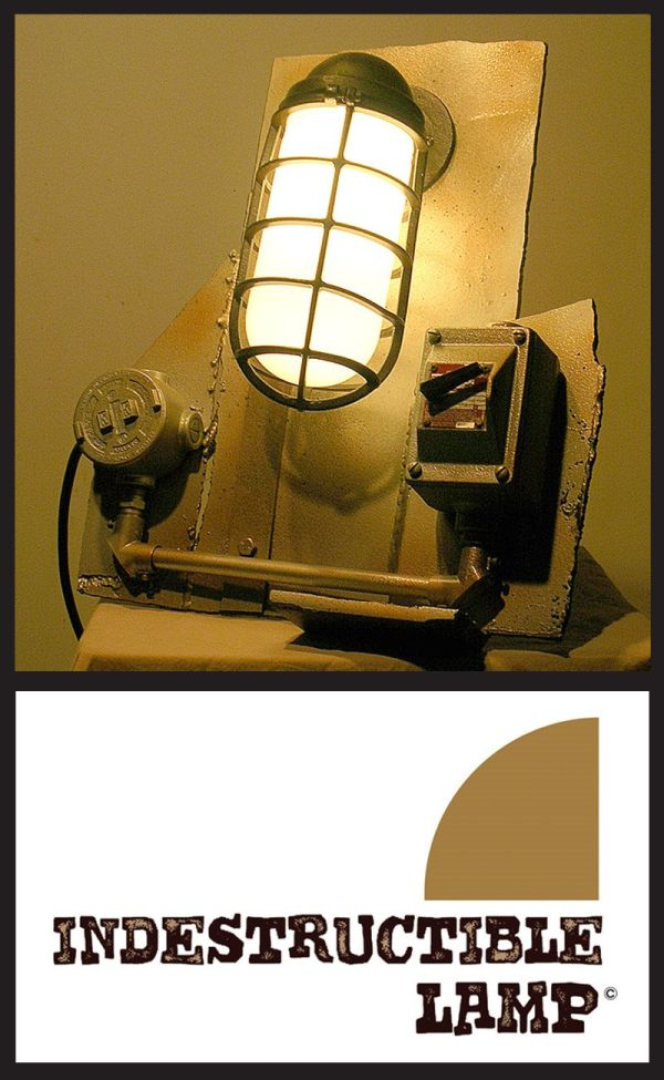 Эстетика  Fallout или тяжелая индустрия  лампостроения.
