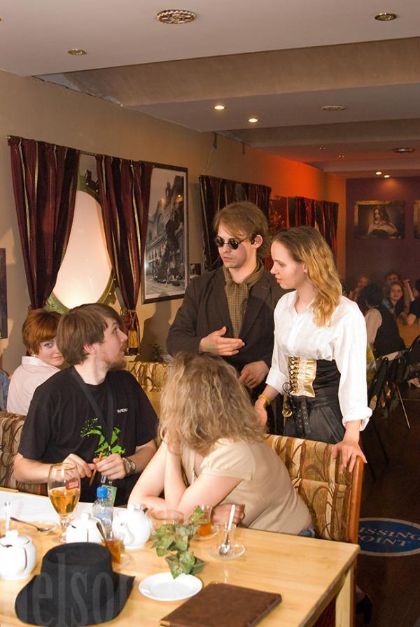 Steampunk Party 15 мая, Полный фотоотчет, часть вторая. (Фото 20)