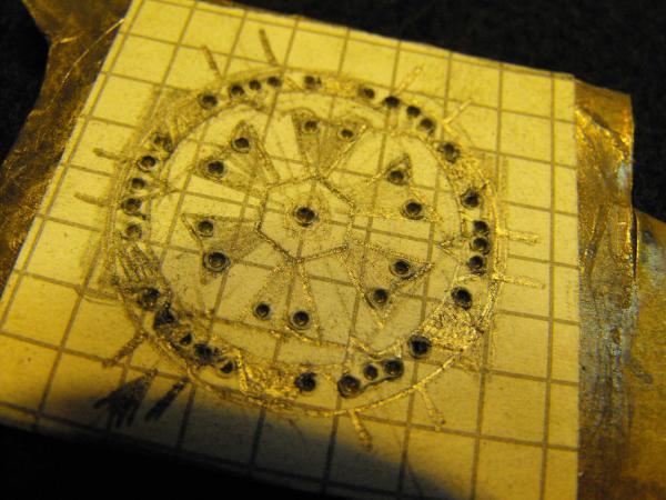 "Гогглы   Монте Кристо  для конкурса  ""STEAMPUNK-VISION 3D"" от NVIDIA .№4 (Фото 3)"