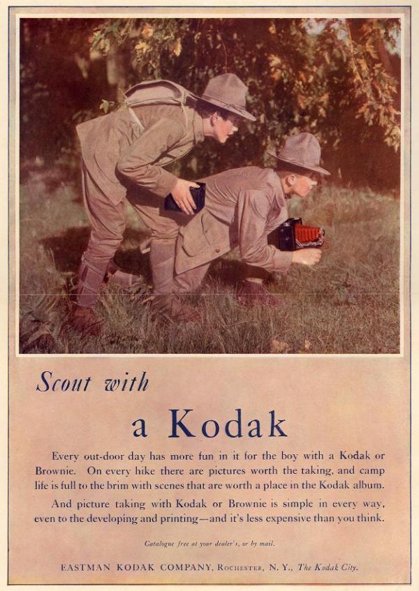 Реклама Kodak (Фото 5)