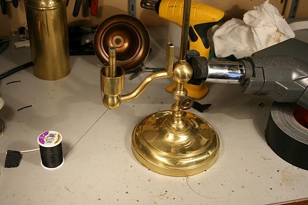 Лампа. (Фото 5)