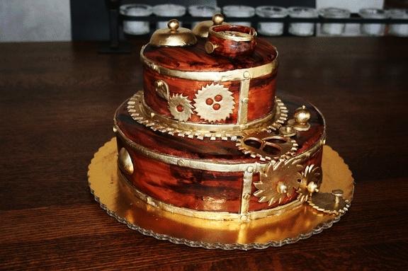 Тортик ))