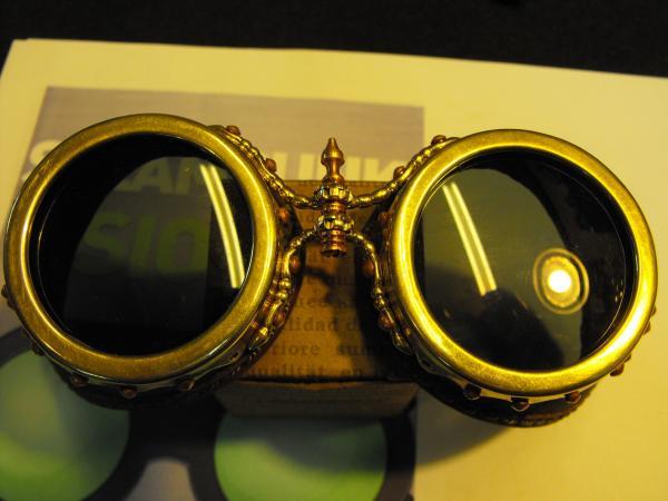 "Гогглы   Монте Кристо  для конкурса  ""STEAMPUNK-VISION 3D"" от NVIDIA .  №3 (Фото 8)"