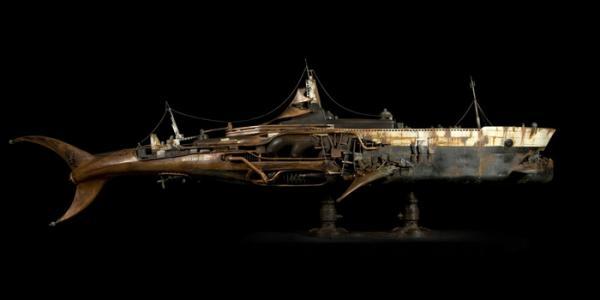 The steam ship (Фото 6)
