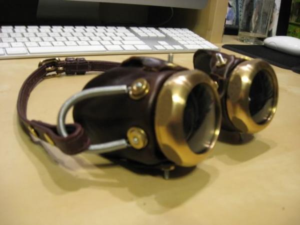 Goggles!!!! Такие разные. (Фото 32)