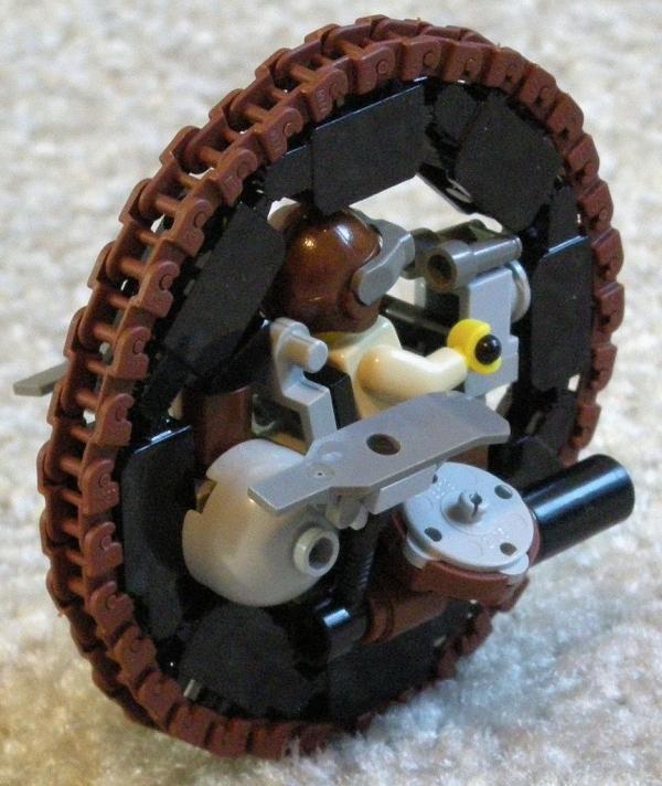 Подборка Lego-конструкций. Часть первая. (Фото 14)