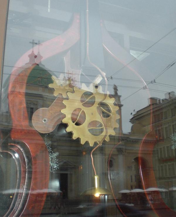 Стимпанкеры любят кофе, или еще одна витрина (Фото 3)