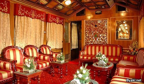 Арт-декор поезда (Фото 7)