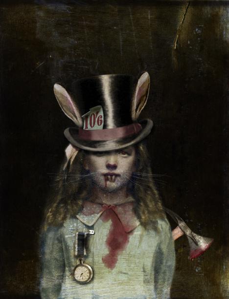 Stephen Rothwill. Стимпанк или викторианский кошмар (Фото 4)
