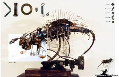 Cкульптура Андрея Северинко (Фото 14)