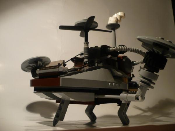 Подборка Lego-конструкций. Часть вторая. (Фото 5)