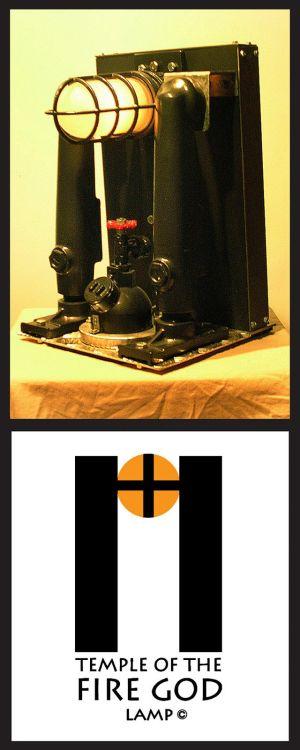 Эстетика  Fallout или тяжелая индустрия  лампостроения. (Фото 20)