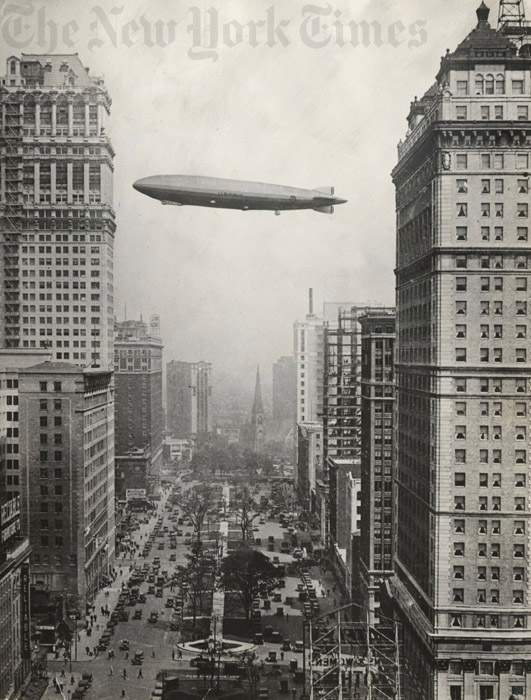 фото Нью-Йорка начала 20го века (Фото 16)